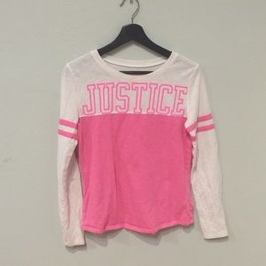 Other - JUSTICE LONG SLEEVE